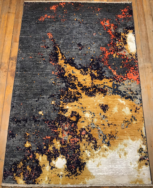 "Arts & Crafts Rug.  6'4"" x 4'1"" CLEARANCE $779.00"
