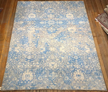 "Arts & Crafts Rug.  10'2"" x 8'"