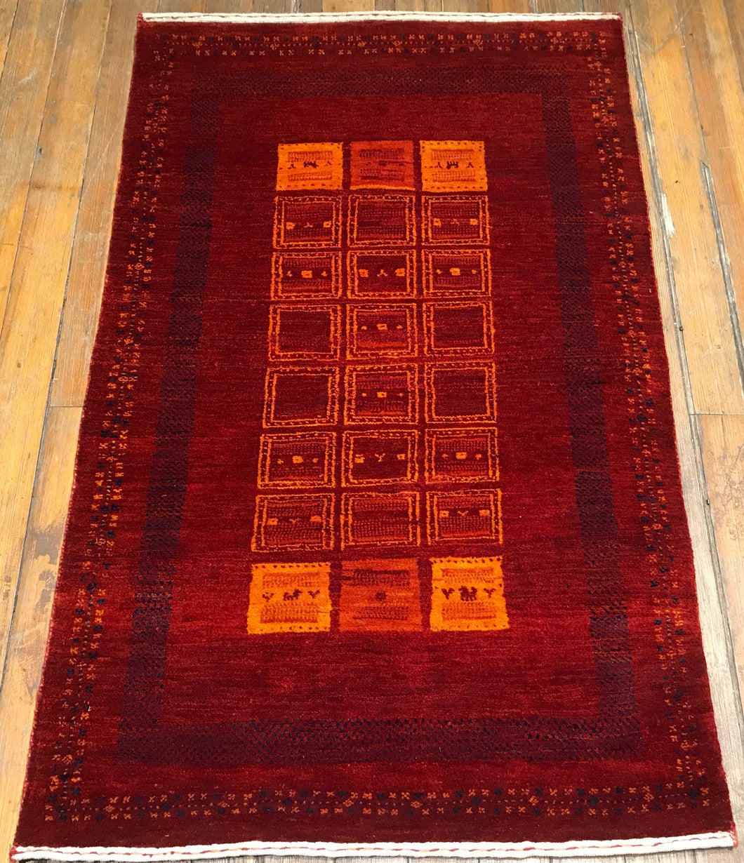 Arts & Crafts Rug. 2'.8