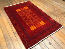 "Arts & Crafts Rug. 2'.8"" x 4'.4"""
