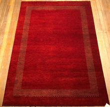 "Fine Arts and Crafts Rug.  7'10"" x 5'6"""