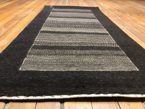 "Arts and Crafts Rug.  4'10"" x 2'5"""