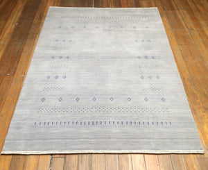 "Arts and Crafts Rug.  5'.10"" x 4'.4"""
