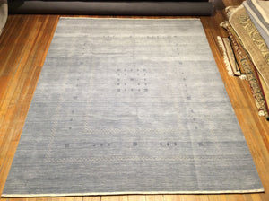 "Arts and Crafts Rug.  10'.1"" x 8'.1"""