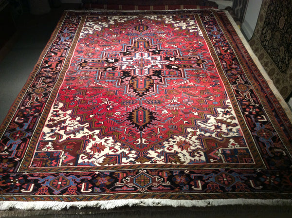 "Persian Heriz 11'.4"" X 8'.1"" CLEARANCE $2,449.00"