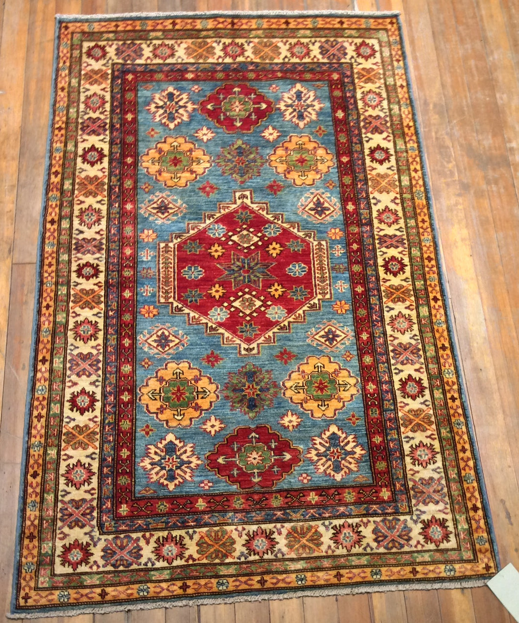 Sultanabad Rug.  6' x 3'.9