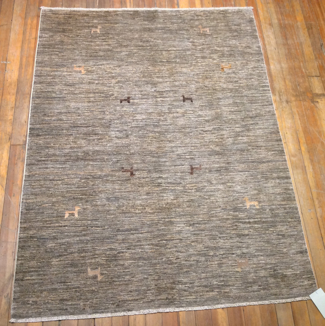 Arts and crafts Rug.  6'.7