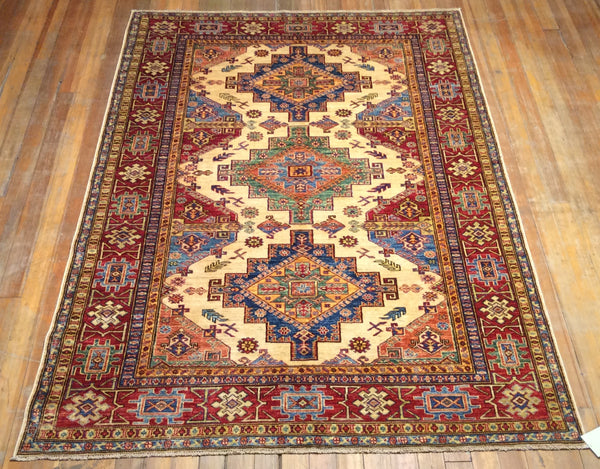 "Super Shiraz Rug  8'.3"" X 5'.7"""