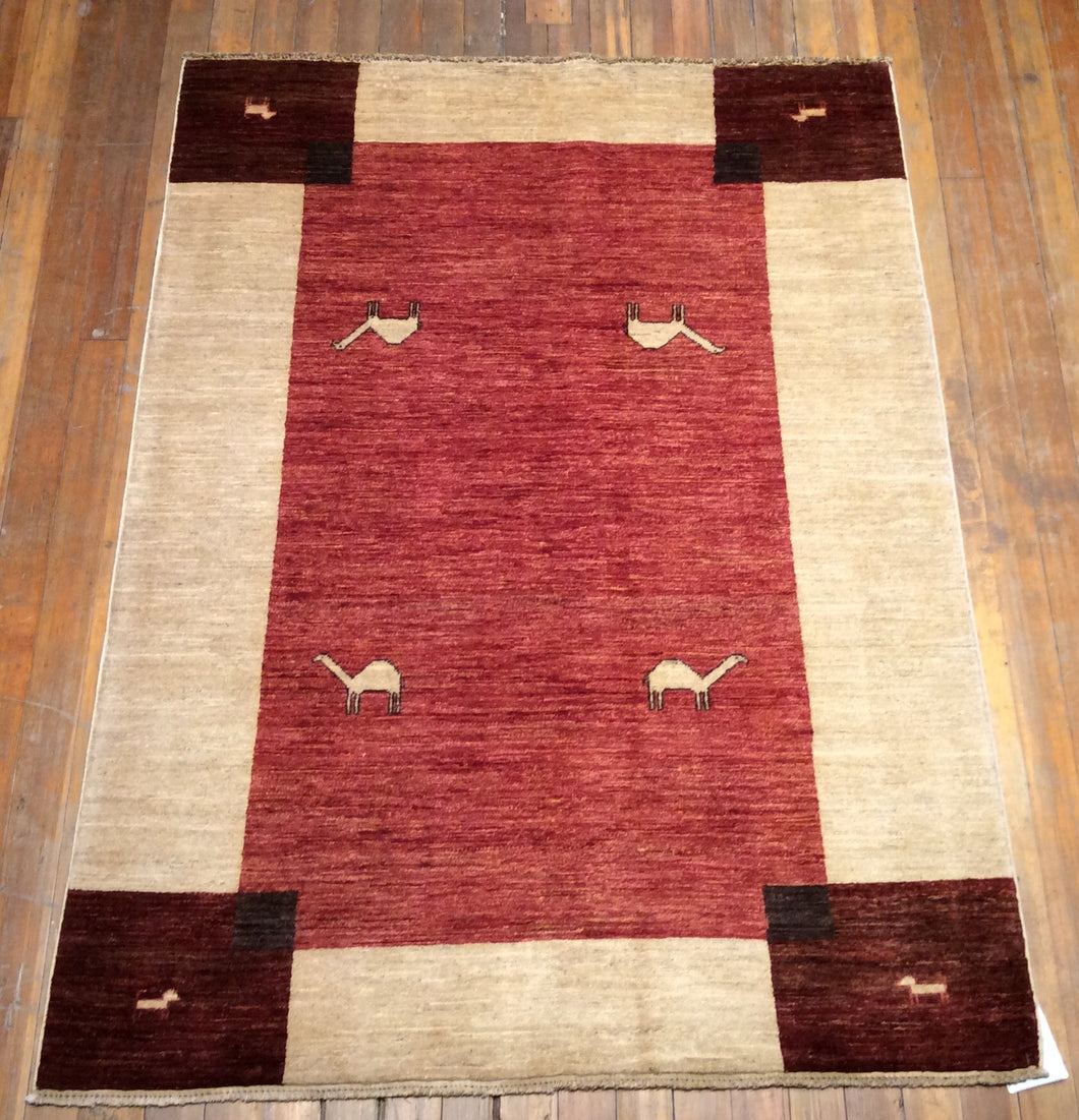 Arts and crafts Rug.  6'.4