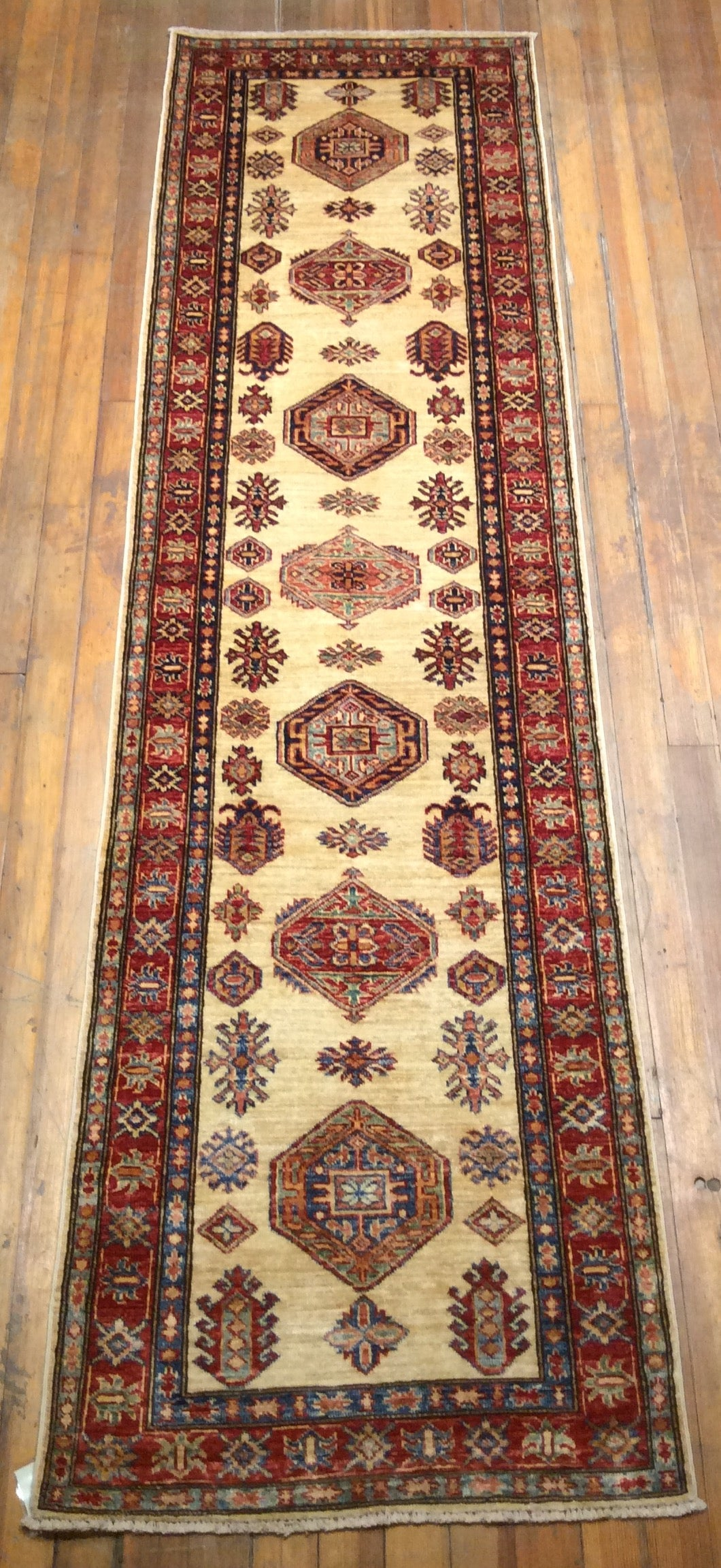 Super Shiraz Rug.  9'.9