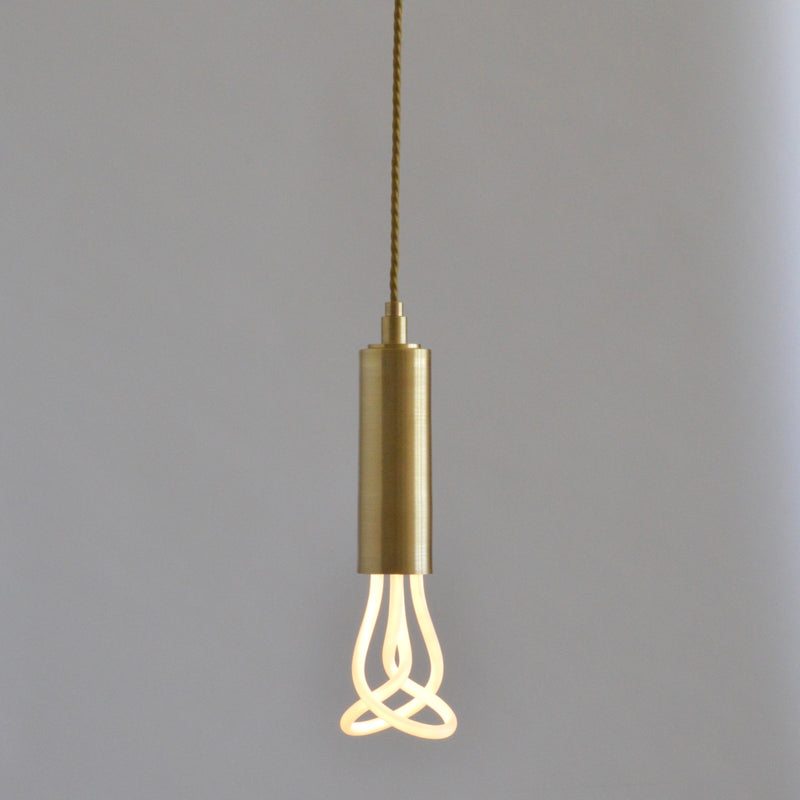 Weston Brass Pendant