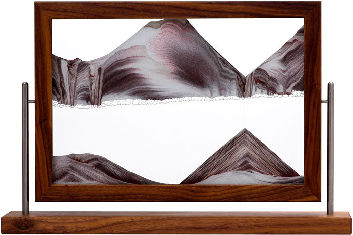 Picture of KB Collection Masterpiece Series Walnut Tree Sand Art- By Klaus Bosch sold by MovingSandArt.com