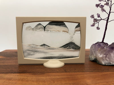 Picture of KB Collection Screenie Meadow Sand Art amethyst- By Klaus Bosch sold by MovingSandArt.com