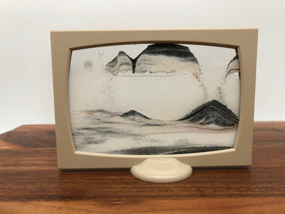 Picture of KB Collection Screenie Meadow Sand Art chaos- By Klaus Bosch sold by MovingSandArt.com