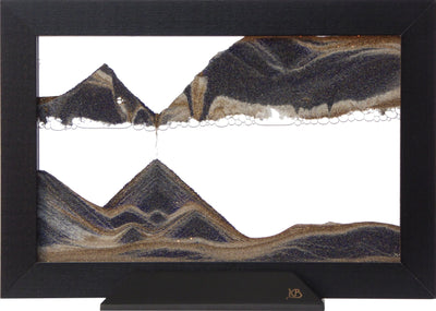 Picture of KB Collection Silhouette Night Shift Sand Art - By Klaus Bosch sold by MovingSandArt.com