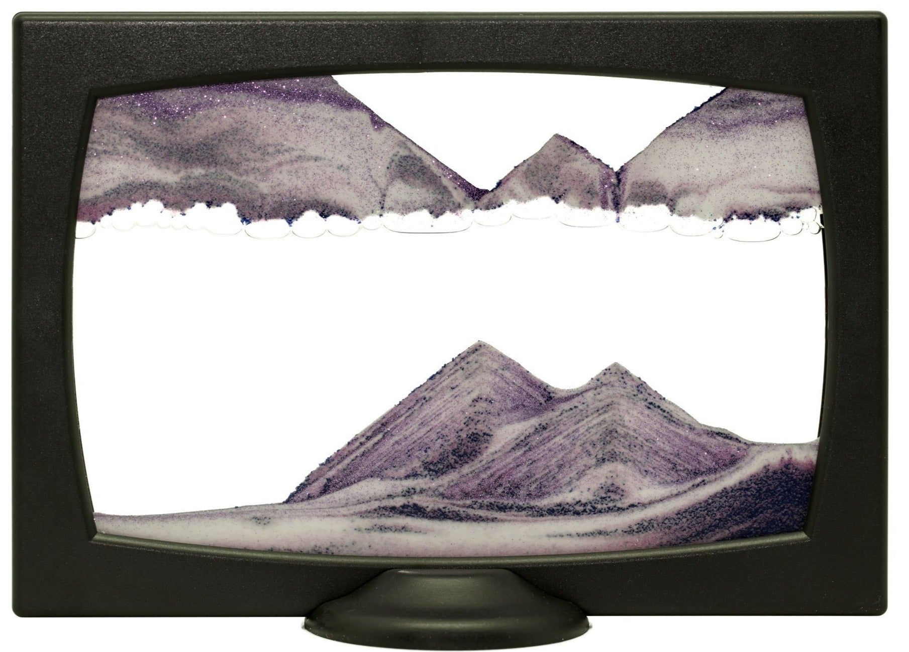 Picture of KB Collection Screenie Purple Char Sand Art - By Klaus Bosch sold by MovingSandArt.com
