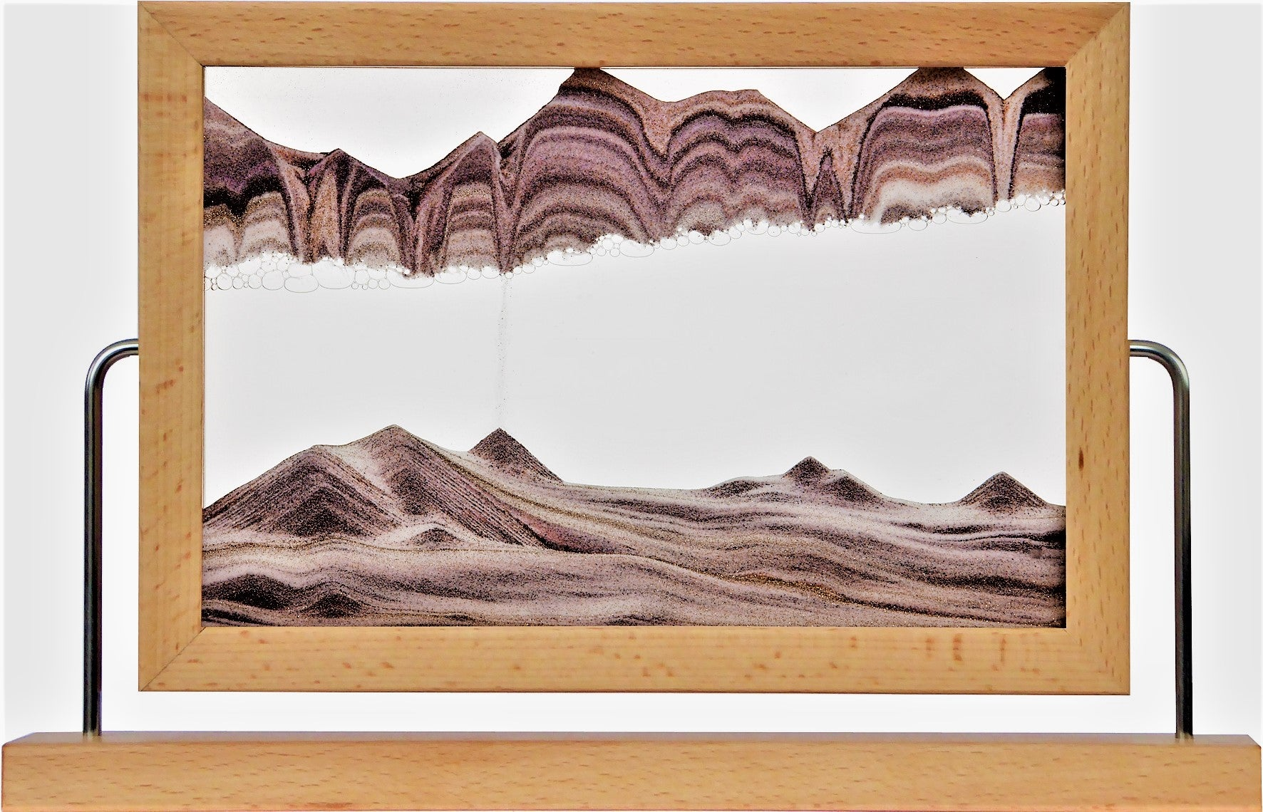 Window Canyon Moving Sand Art- By Klaus Bosch