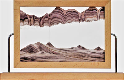 Picture of KB Collection Window Canyon Sand Art - By Klaus Bosch sold by MovingSandArt.com