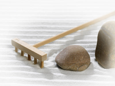 Za-Zen Garden- Novice Black- By Klaus Bosch