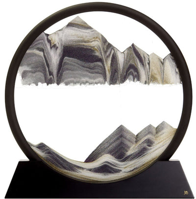 Picture of KB Collection Deep Sea Pacific Moving Sand Art- by Klaus Bosch sold by MovingSandArt.com