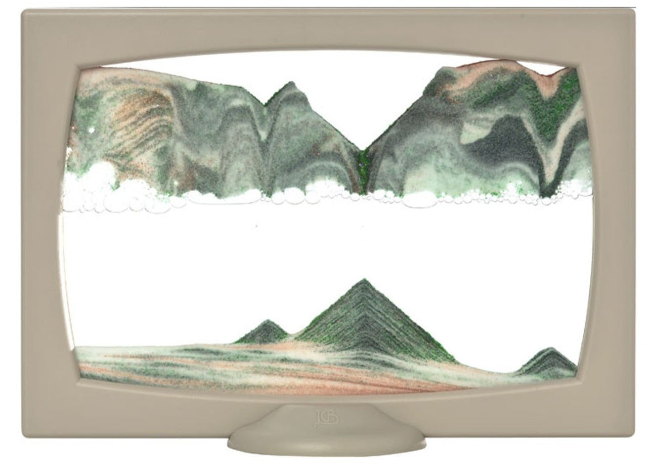 Picture of KB Collection Screenie Meadow Sand Art - By Klaus Bosch sold by MovingSandArt.com