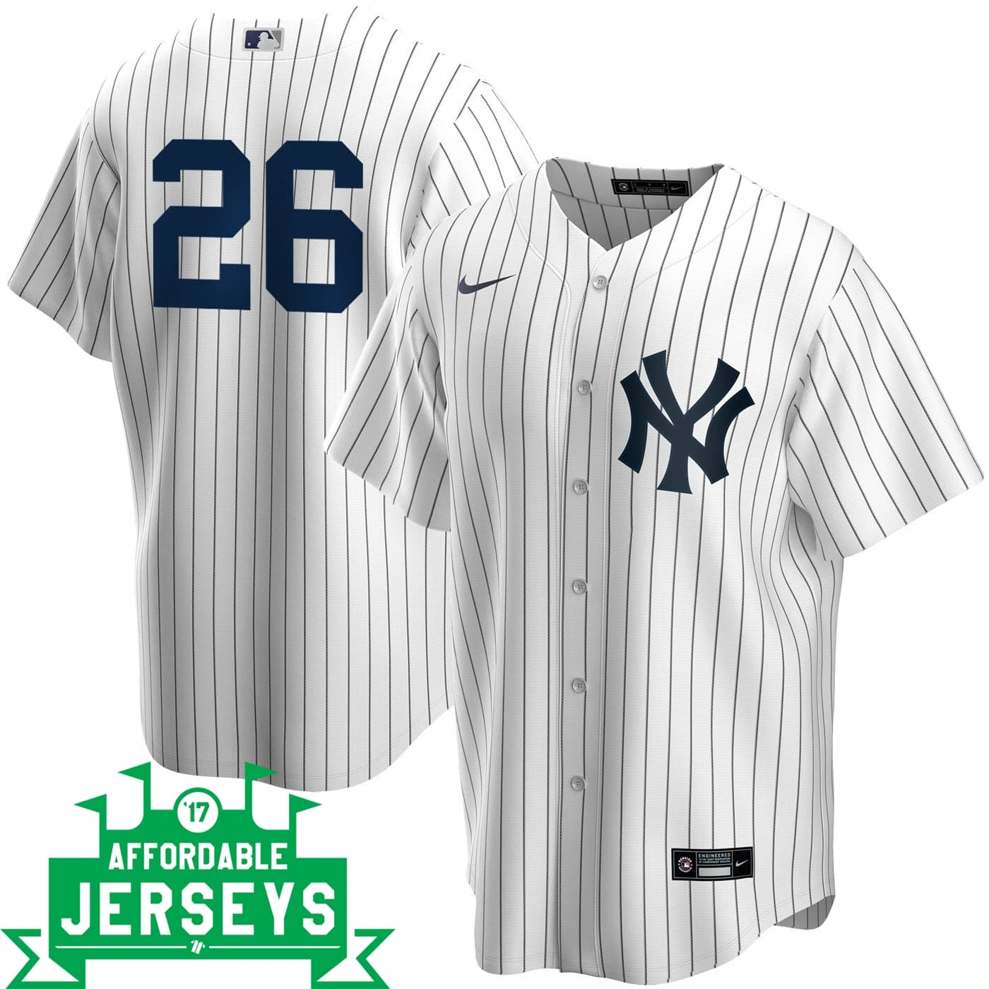 DJ LeMahieu Home Nike Replica Player Jersey - AffordableJerseys.com