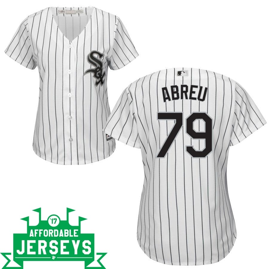 Jose Abreu Home Women's Cool Base Player Jersey - AffordableJerseys.com
