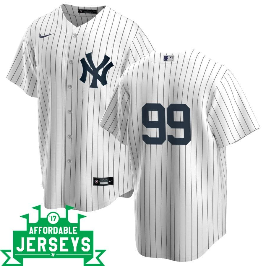 Aaron Judge Home Nike Replica Player Jersey - AffordableJerseys.com