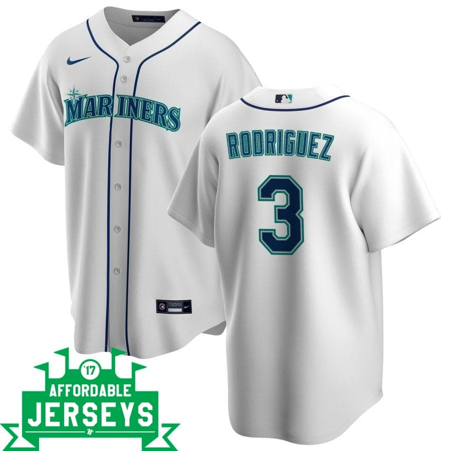 Alex Rodriguez Home Nike Replica Player Jersey - AffordableJerseys.com
