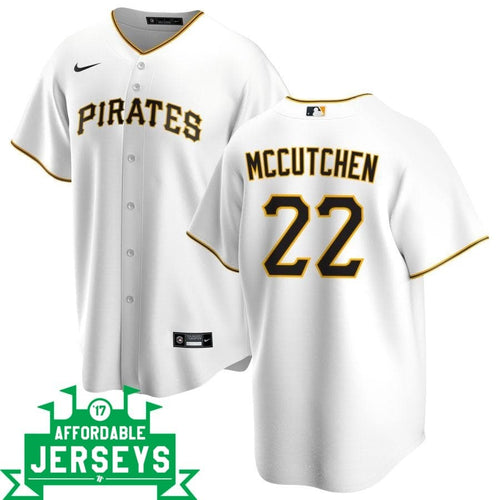 Andrew McCutchen Home Nike Replica Player Jersey - AffordableJerseys.com