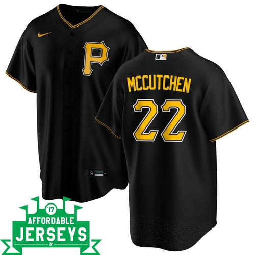 Andrew McCutchen Alternate Nike Replica Player Jersey - AffordableJerseys.com