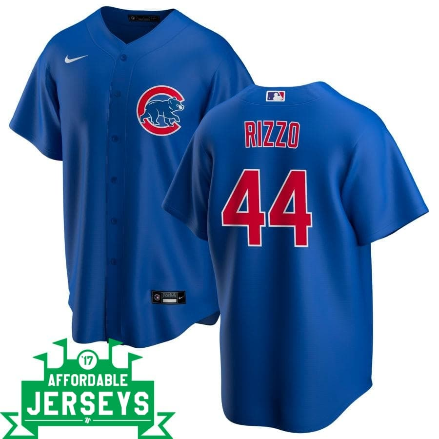 Anthony Rizzo Alternate Nike Replica Player Jersey - AffordableJerseys.com