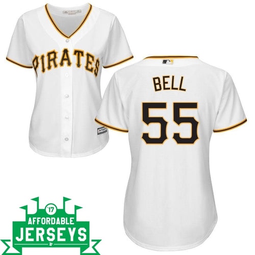 Josh Bell Home Women's Cool Base Player Jersey - AffordableJerseys.com