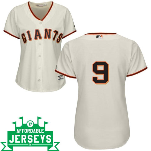 Brandon Belt Home Women's Cool Base Player Jersey - AffordableJerseys.com