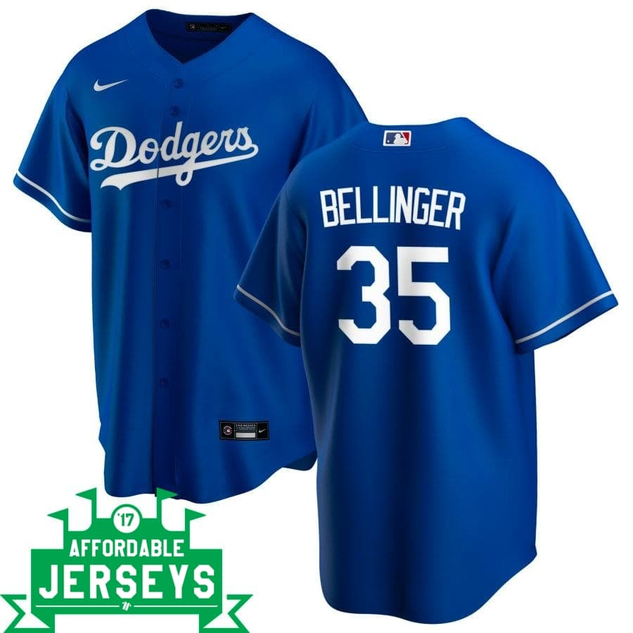 Cody Bellinger Alternate Nike Replica Player Jersey - AffordableJerseys.com