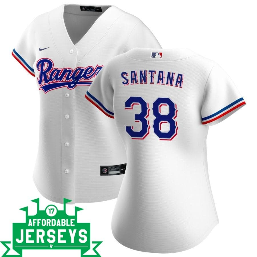 Danny Santana Home Women's Nike Replica Player Jersey - AffordableJerseys.com