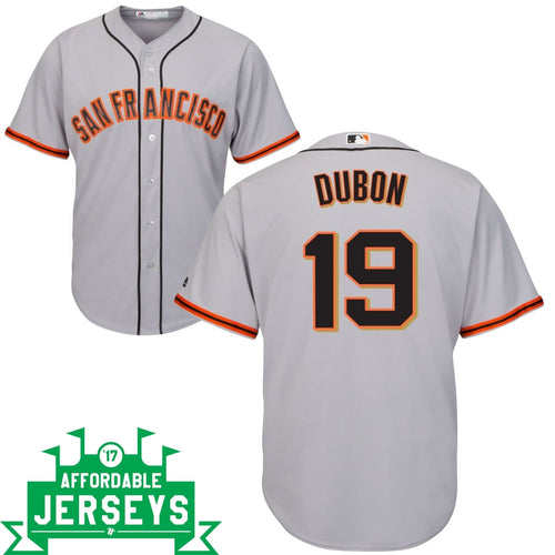 Mauricio Dubon Road Cool Base Player Jersey - AffordableJerseys.com