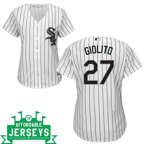 Lucas Giolito Home Women's Cool Base Player Jersey - AffordableJerseys.com