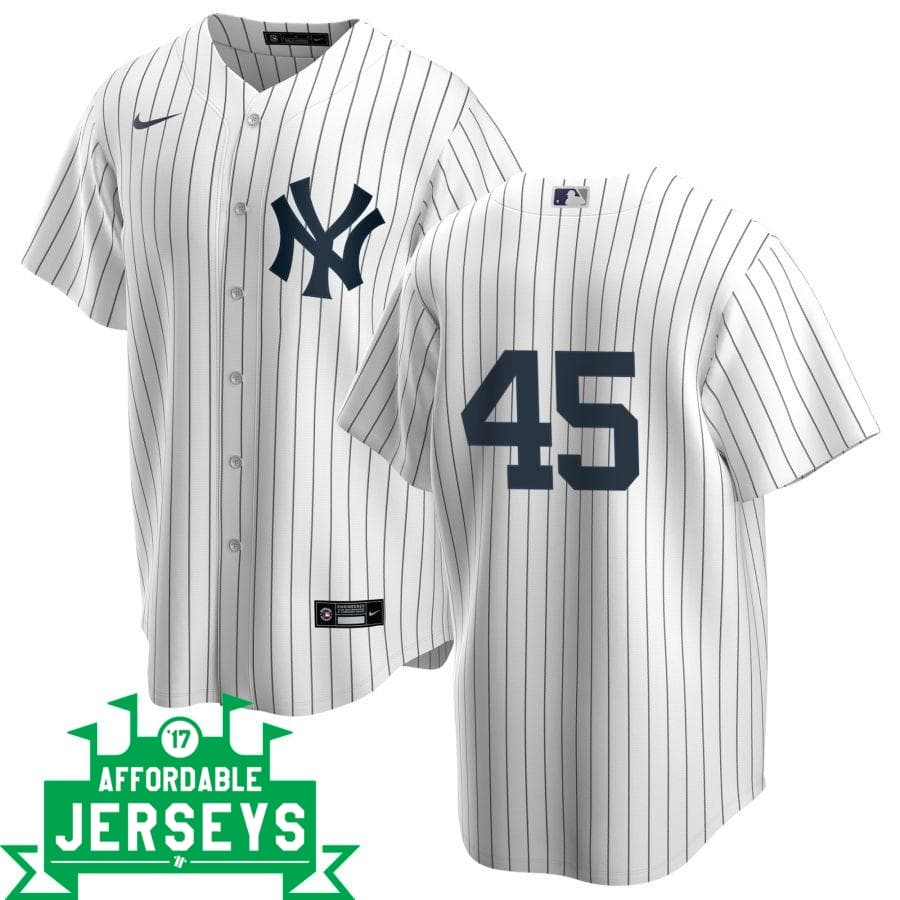 Gerrit Cole Home Nike Replica Player Jersey - AffordableJerseys.com