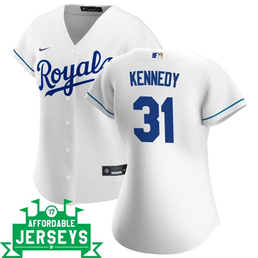 Ian Kennedy Home Women's Nike Replica Player Jersey - AffordableJerseys.com