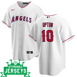 Justin Upton Home Nike Replica Player Jersey - AffordableJerseys.com