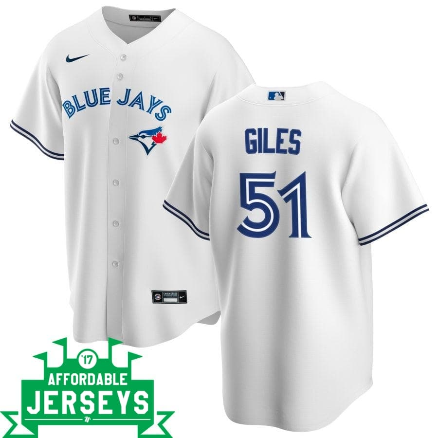 Ken Giles Home Nike Replica Player Jersey - AffordableJerseys.com