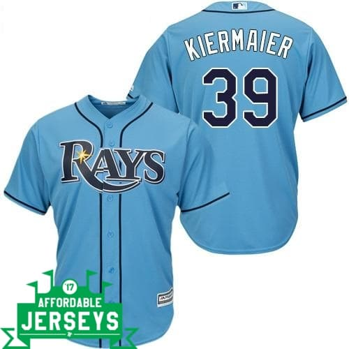 Kevin Kiermaier Alternate Cool Base Player Jersey - AffordableJerseys.com