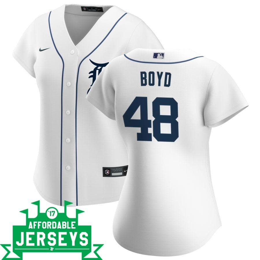 Matt Boyd Home Women's Nike Replica Player Jersey - AffordableJerseys.com