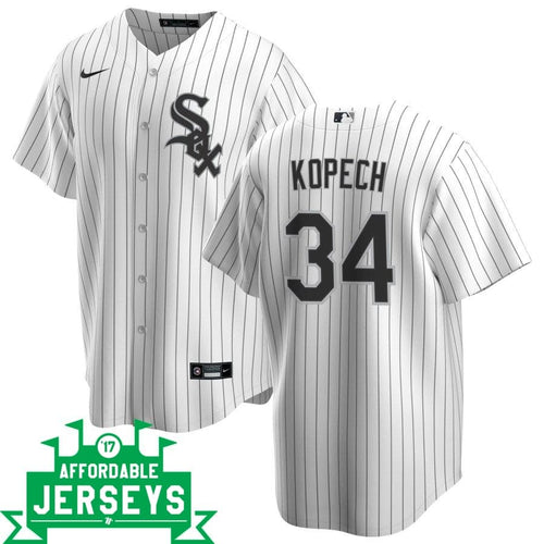 Michael Kopech Home Nike Replica Player Jersey - AffordableJerseys.com