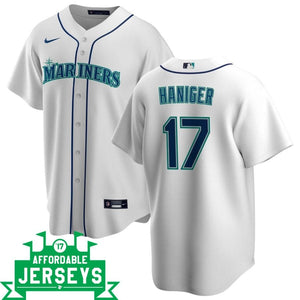 Mitch Haniger Home Nike Replica Player Jersey - AffordableJerseys.com