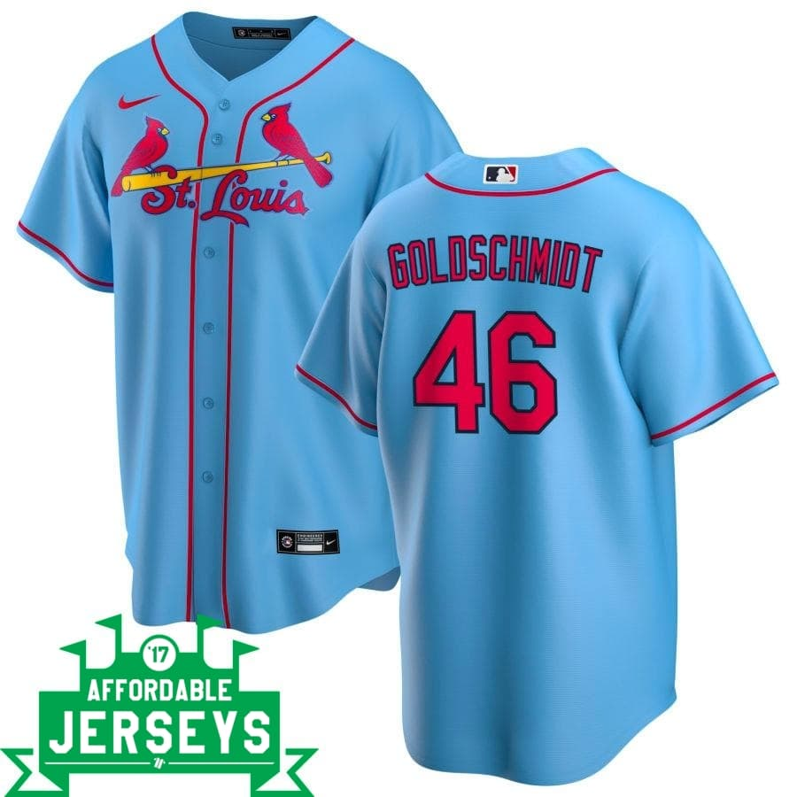 Paul Goldschmidt Alternate Nike Replica Player Jersey - AffordableJerseys.com