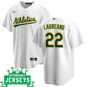 Ramon Laureano Home Nike Replica Player Jersey - AffordableJerseys.com