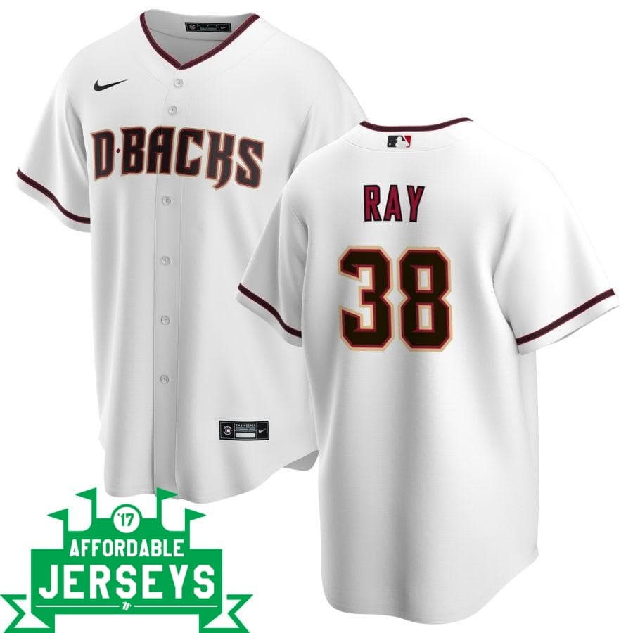 Robbie Ray Home Nike Replica Player Jersey - AffordableJerseys.com
