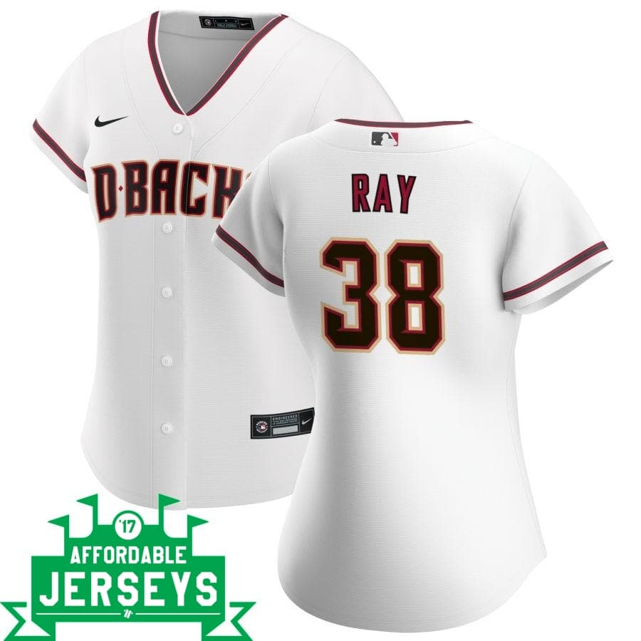 Robbie Ray Home Women's Nike Replica Player Jersey - AffordableJerseys.com